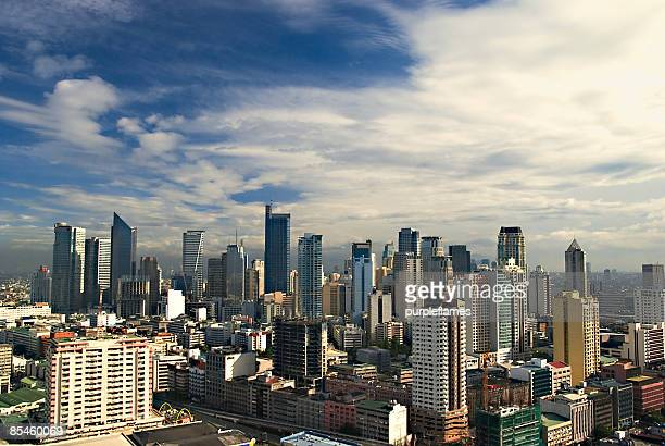 by day - makati stock photos and pictures