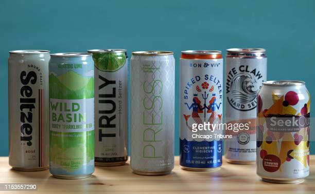 By every metric, and no matter who is calculating the data, the growth of hard seltzer has been astounding. Sales are up 210% in the past six months.
