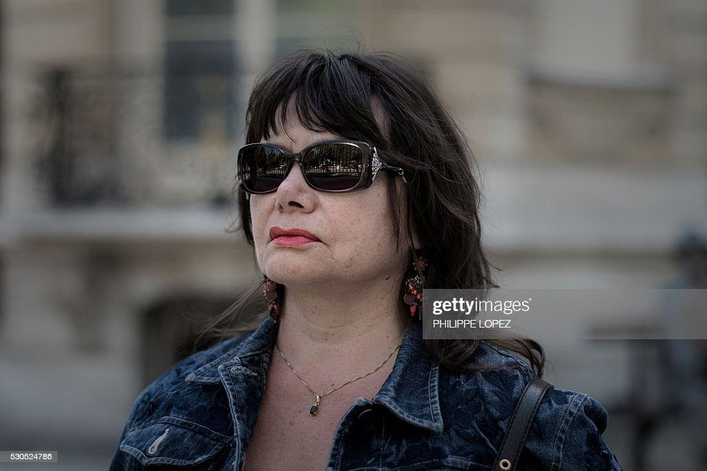 FRANCE-ATTACKS-VICTIMS : News Photo