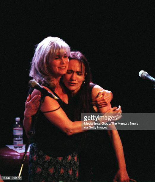 By Meri Simon. Emmylou Harris played two bay area dates, one Monday at The Catalyst in Santa Cruz and one Tuesday at the Fillmore. She is shown here...