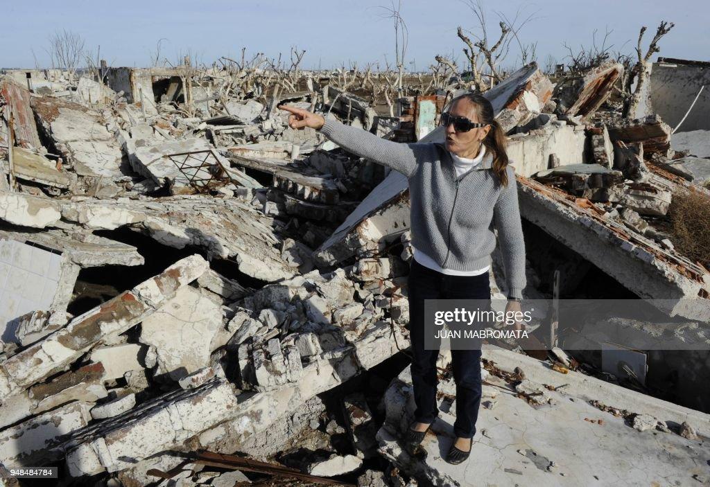 ARGENTINA-EPECUEN-FLOOD : News Photo