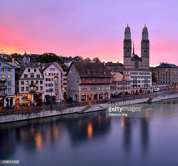 By River Limmat No. 1