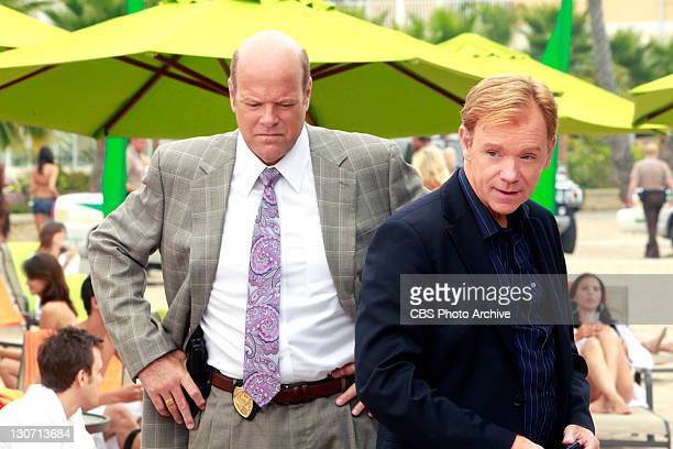 "'By The Book"" In a deserted mansion the CSIs find a body hanging that appears to have been killed by a vampire on CSI MIAMI Sunday Oct 30 on the CBS..."