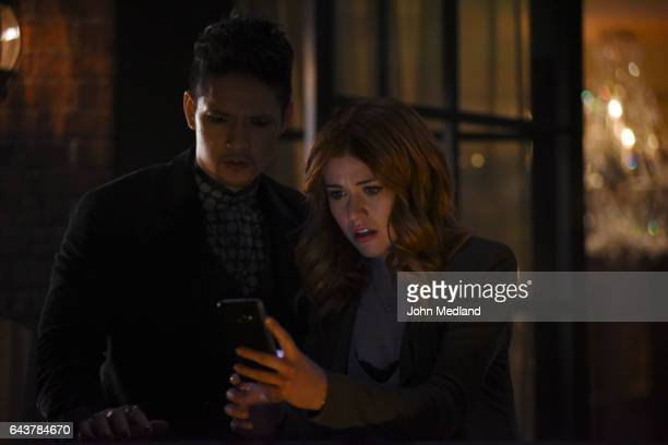 """By The Light Of Dawn"""" - Valentines plan is in full effect and the Shadowhunters must act fast to save the Downworld in By the Light of Dawn, the..."""
