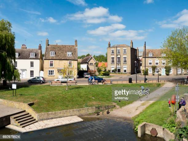 By the River Ouse in Ely, Cambridgeshire