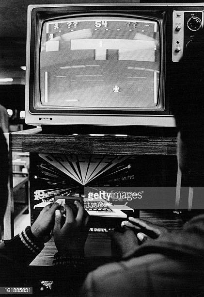 DEC 23 1981 DEC 24 1981 By the time Christmas season ends nearly 8 percent of America's 80 million households will have a video game attachment...