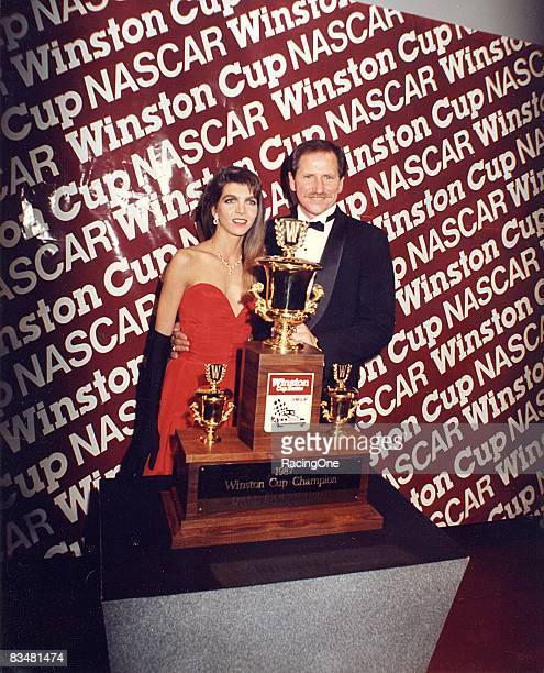 By winning six of the first eight 1987 season races Dale Earnhardt got the boost necessary to procure his third championship