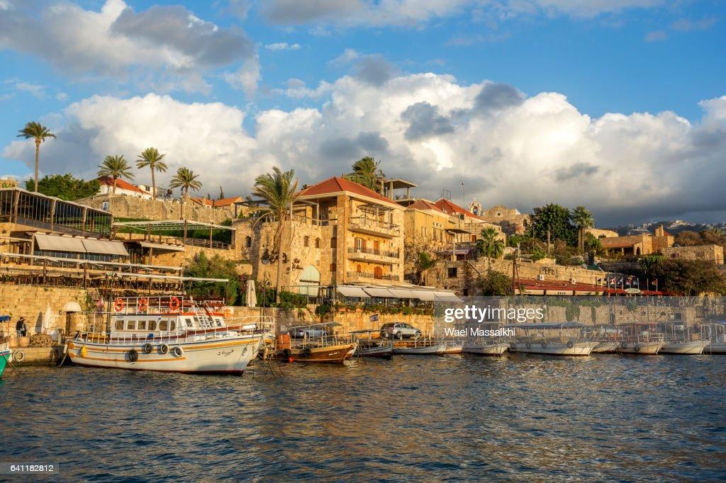 Byblos Lebanon : ストックフォト