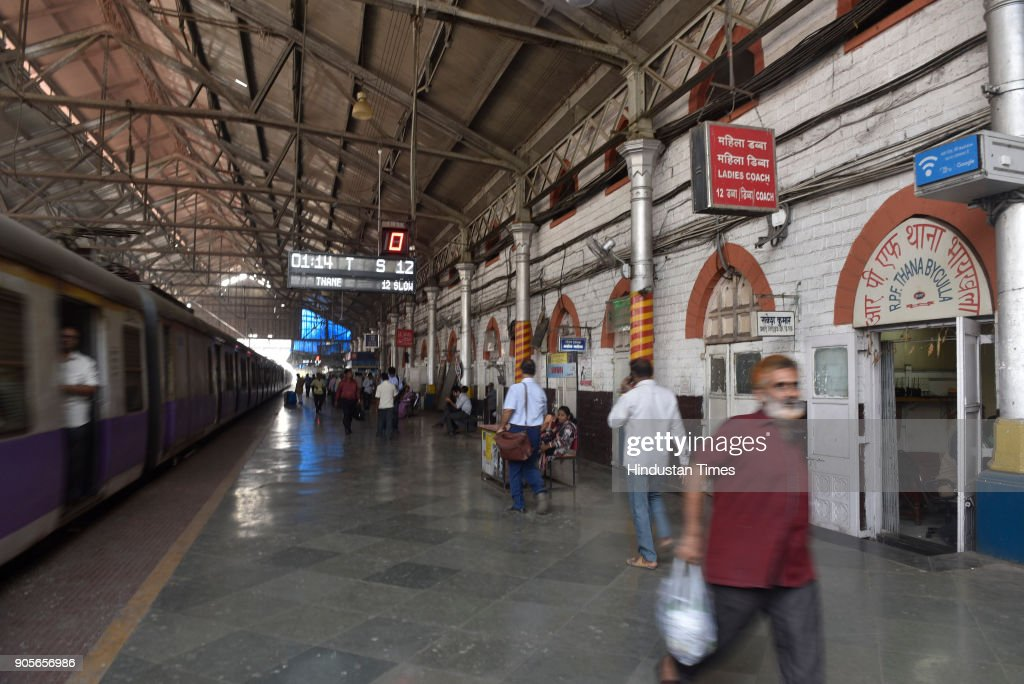 157-Year-Old Byculla Station To Be Restored