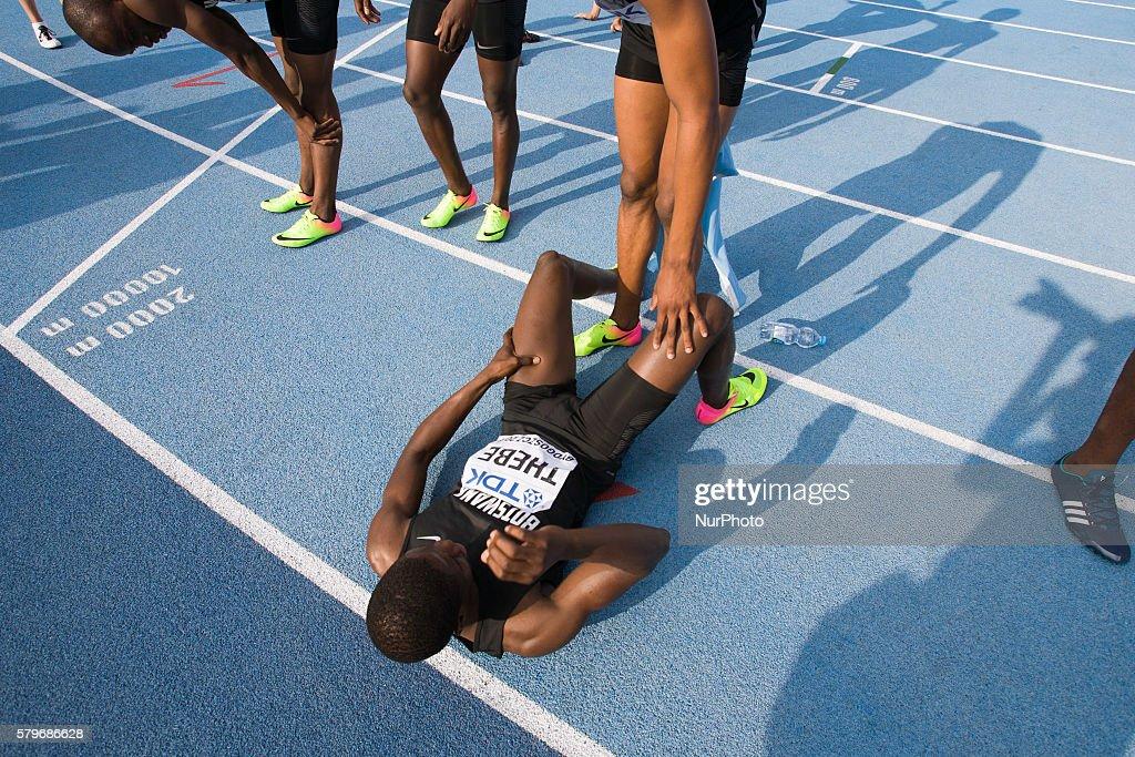 IAAF World U20 Championships - Day 6 : News Photo