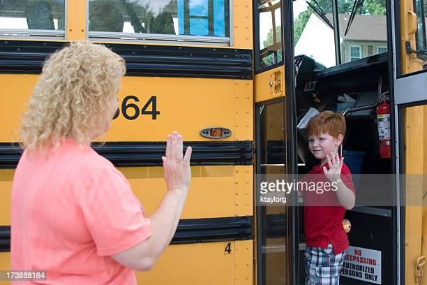 Bye Mom!