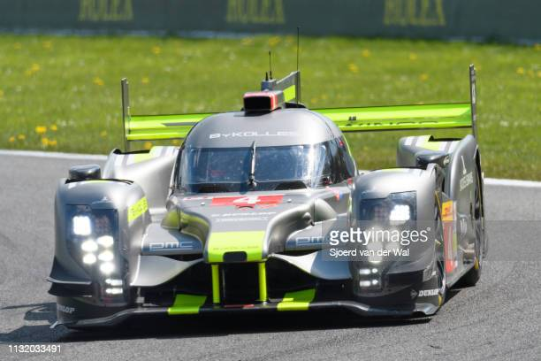 ByKOLLES Racing CLM P1/01 AER LMP2 racing car driven by S TRUMMER / O WEBB / J ROSSITER on track during the 6 Hours of SpaFrancorchamps race the...