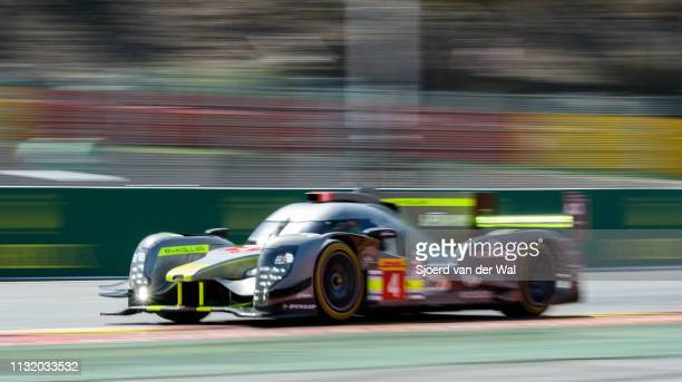 ByKOLLES Racing CLM P1/01 AER LMP2 racing car driven by S. TRUMMER / O. WEBB / J. ROSSITER on track during the 6 Hours of Spa-Francorchamps race, the...