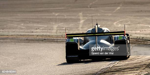 bykolles racing clm p1/01 aer lmp2 racing car - endurance race stock pictures, royalty-free photos & images