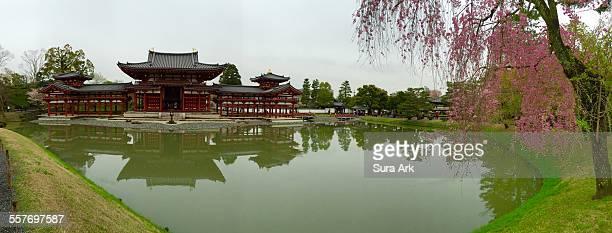 Byodoin Temple, Kyoto, Japan taken on 4/6/2015.