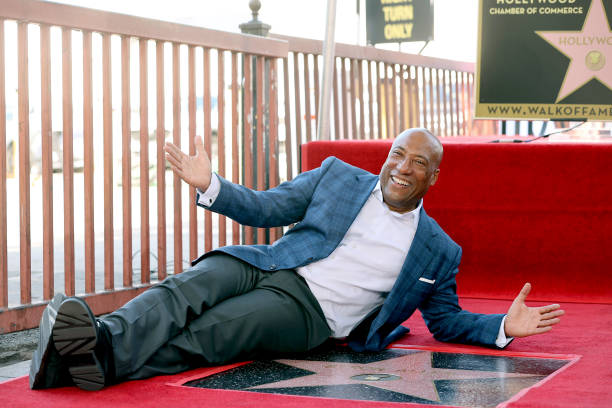 CA: Media Mogul Byron Allen Honored With Star On The Hollywood Walk Of Fame
