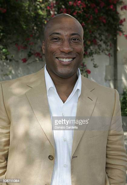 Byron Allen during Rape Treatment Center Annual Benefit October 2 2005 at Private Residence in Beverly Hiils California United States