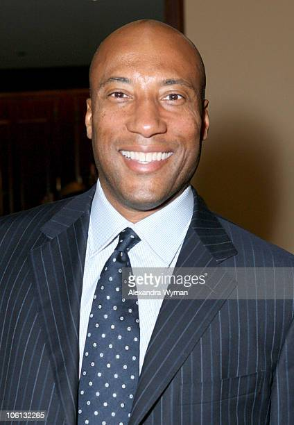 Byron Allen during The MS Dinner of Champions at The Hyatt Regency Century Plaza in Century City CA United States