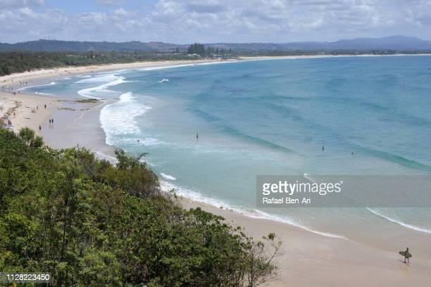 Byron Bay Beach in New South Wales