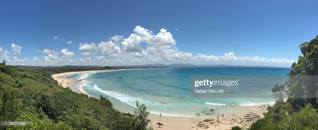 Byron Bay Beach : Stock Photo