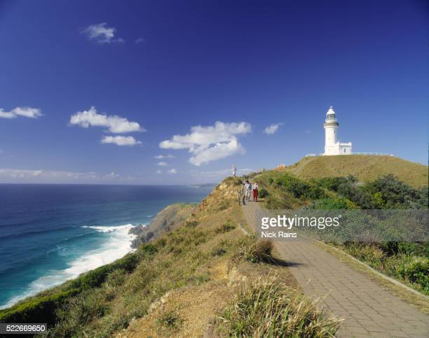 Byron Bay Lighthouse in New South Wales