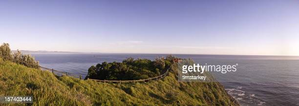 byron bay panorama