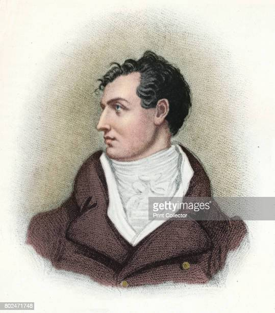 Byron' c1800 George Gordon Byron commonly known as Lord Byron was an English poet and a leading figure in the Romantic movement Richard Westall RA...