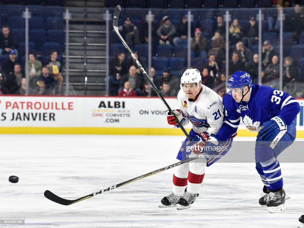 Toronto Marlies v Laval Rocket