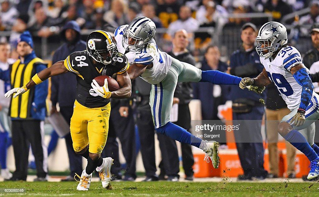 Dallas Cowboys v Pittsburgh Steelers : News Photo