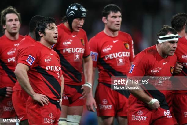 Byron KELLEHER Toulouse / Biarritz 16e journee Top 14