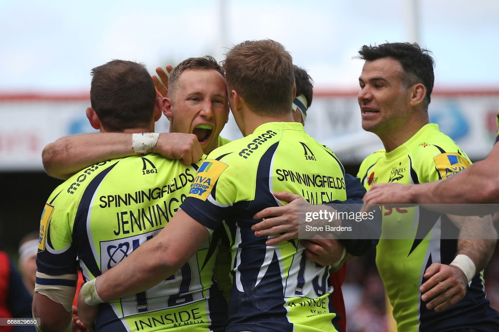 Gloucester Rugby v Sale Sharks - Aviva Premiership : News Photo