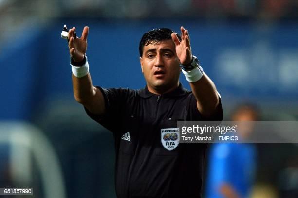 Byron Moreno, Referee