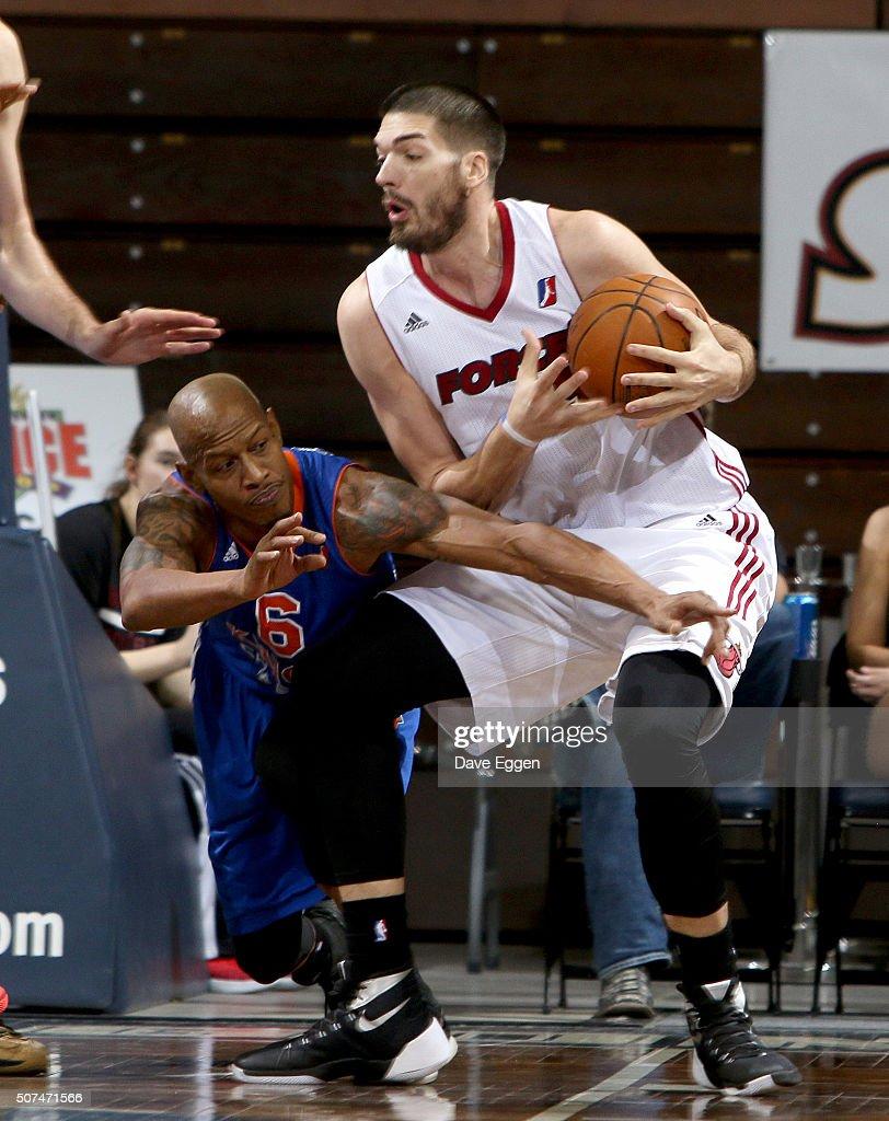 Westchester Knicks v Sioux Falls Skyforce