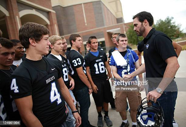 Byron Nelson High School Football Stock Photos And Pictures