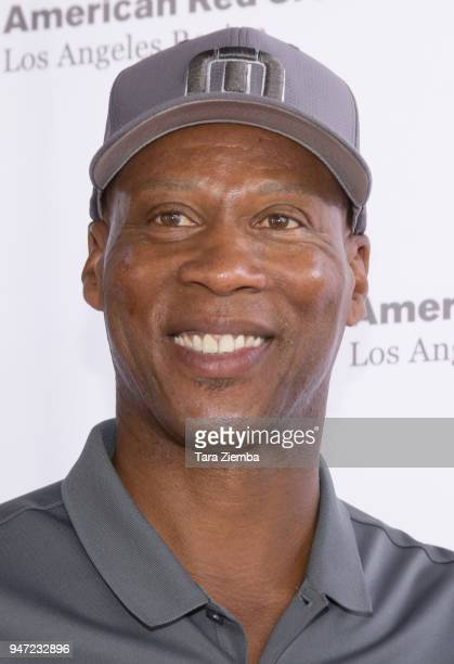 Byron Scott attends the Red Cross' 5th Annual Celebrity Golf Tournament at Lakeside Golf Club on April 16, 2018 in Burbank, California.