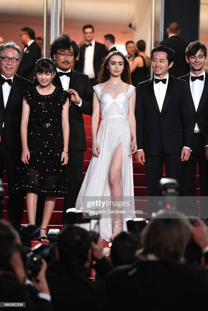 """Okja"" Departures - The 70th Annual Cannes Film Festival : News Photo"