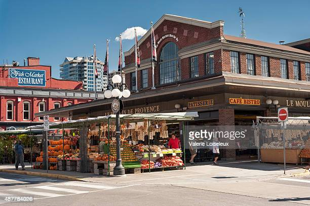 byward market - ottawa stock pictures, royalty-free photos & images
