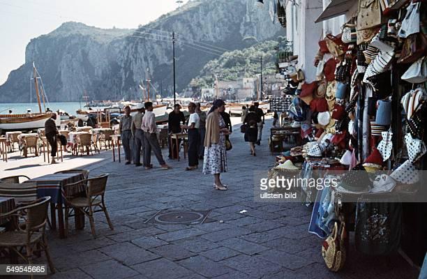 GER ca 1958 Capri
