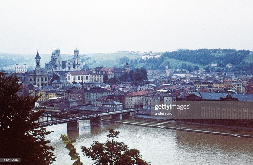 GER, ca. 1958, Passau : News Photo