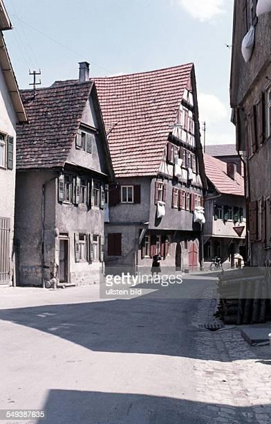 GER ca 1958Urach Bad Urach