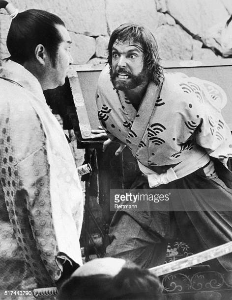 Shogun Richard Chamberlain Stock Photos And Pictures Getty Images
