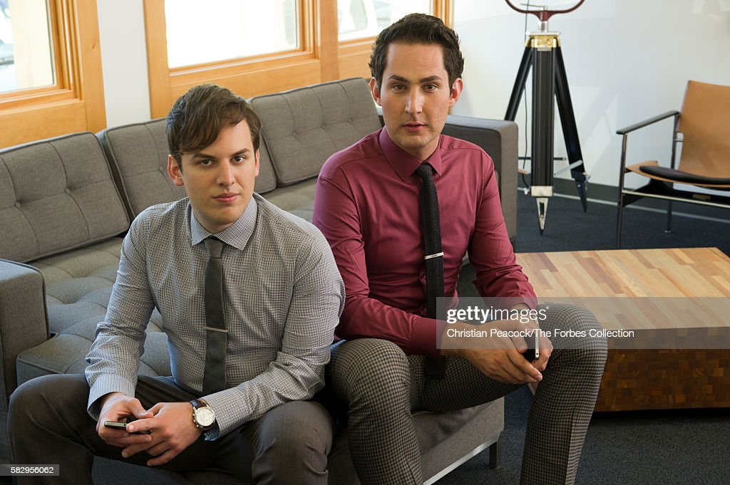 Kevin Systrom and Mike Krieger News Photo - Getty Images