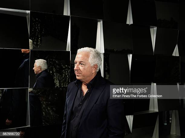 Guess cofounder Paul Marciano at the Guess headquarters in Los Angeles CA