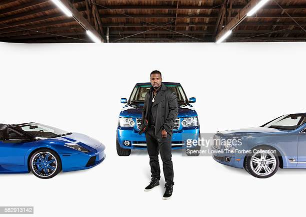 From left 2005 Lamborghini Murcielago 2011 Range Rover and 2012 Bentley Mulsanne