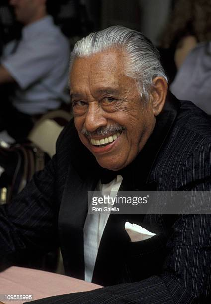 Cab Calloway during 22nd Annual Songwriters Hall of Fame Awards at New York Hilton in New York City New York United States