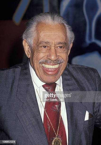 Cab Calloway during Cab Calloway Rehearses For His New Year's Eve Performance and Celebrates His 85th Birthday at Club USA in New York City New York...
