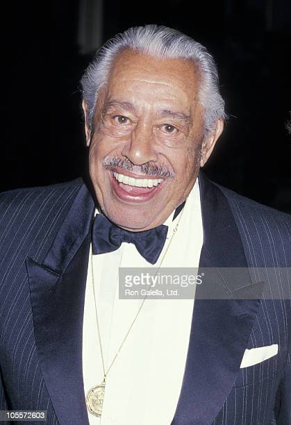 Cab Calloway during National Urban League Night of Stars September 28 1987 at Avery Fisher Hall in New York City New York United States