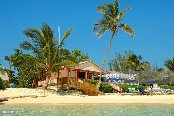 cabana am Strand