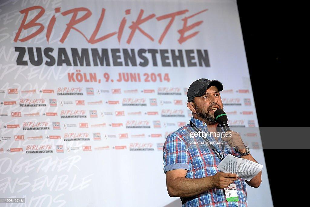 Cologne Keupstrasse Bombing Tenth Anniversary : News Photo