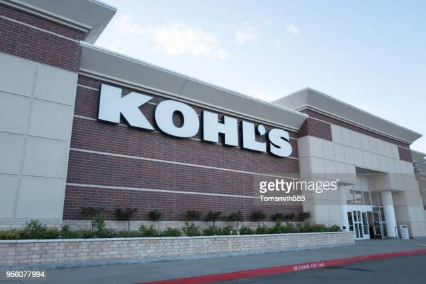 kohls - kohls stock photos and pictures
